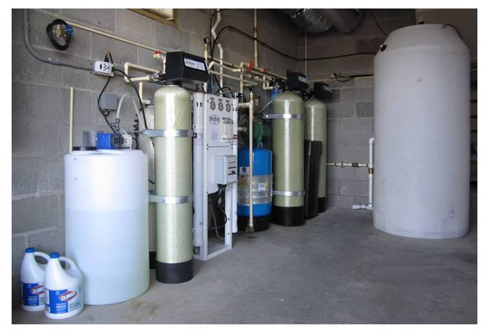 Mccoy Water Filter One Of Our Water Treatment System